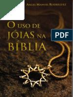 O USO DE JÓIAS NA BÍBLIA