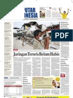 Digital Harian Seputar Indonesia Edisi 11 Oktober 2009