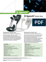 Info B Speech Twister Neo