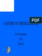 A Guide to the Bluebook