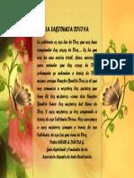 P. Dávila (La Sabiduría Divina)