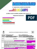 Diario de Campo Vilma Alejandra Lagunas Lopez