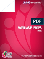 Familias Fuertes - Familias DIF