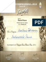 Perur Certificate Sep 2011