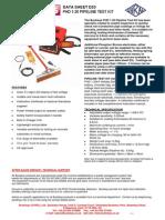 D23 PHD 1 20 Pipeline Test Kit1