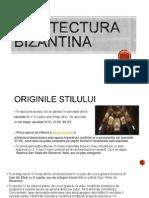 Arhitectura bizantina