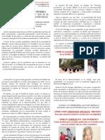 El PCA de Teverga ante la situación de la Mancomunidad