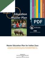Zoo Education Master Plan