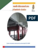 El Primer Muelle Latinoamericano Con Aisladores Sismicos Juan Carlos de La Llera