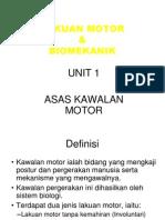 Lakuan Motor t4