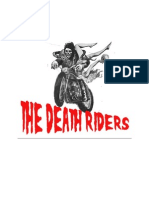 The Death Riders Production Look Book