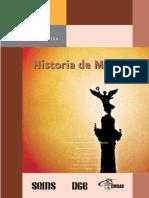 Cuadernillo de Historia I