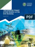 Faa Economic Impact Rpt 2011