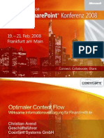 SharePoint PPT 2008 Coextant 20 02 2007-17h15
