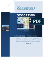 Manual Geocatmin