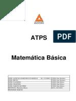 ATPS Matemática 2010