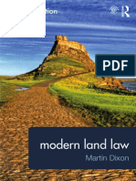 land law essay estoppel trust law dixon land law