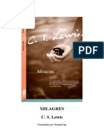 C. S. Lewis - Milagres