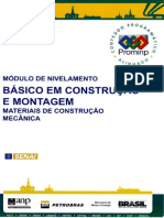 Materiais de Construção Mecânica_Capa