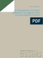 Hegel PragmatismoSeddone10