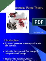 Fire Apparatus Pump Theory 1