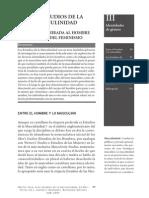 04. Los Estudios de La Masculindad