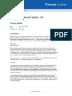 QA-Certified Ethical Hacker v8