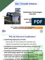Gasification - Versatile Solutions