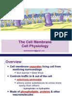 Cell Memb Trans L2