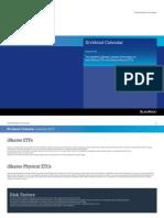 IShares ETF Dividend Calendar