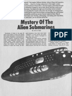 Mystery of the Alien Submarines By John A. Keel