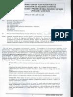 Licencias Goce Salario Circular Drh-21098-2013-Dir