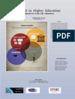 MOOCS in Higher Education Perspectives from HE educators by Manual Urrutia