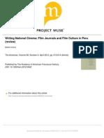 Book Review_Urraca_Writing National Cinema