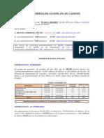 Balanza Comercial de Ecuador del año 2013 y algo más