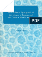 Shallow-Water Pycnogonida of the Isthmus of Panama and the Coasts of Middle America