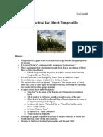 tempranillo factsheet kendall
