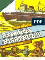 Vlad Musatescu - Expeditia Nisetrul 2