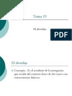 Legislaci+-ªn Mar+-ítima- 19 El abordaje.Curso UNI 17