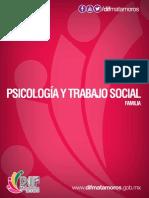 Psicología y Trabajo Social  - Familias DIF
