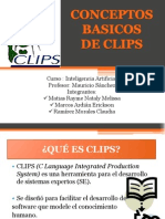 Conceptos Basicos de Clips
