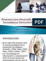 presentacion programa ctcs del cppr