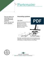 Mv Partner b21 Grounding Systems