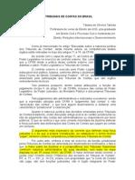AS DECISÕES DOS TRIBUNAIS DE CONTAS DO BRASIL - Tatiana de Oliveira Takeda