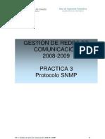 Practicas SNMP
