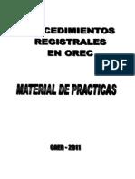 MATERIAL DE PRACTICA - PROCEDIMIENTOS REGISTRALES EN OREC's.pdf