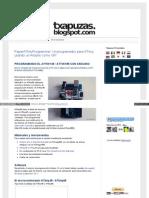 Txapuzas Blogspot Com Es 2009 12 Paperattinyprogrammer Un Pr