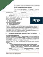 TEMA 4 - LITERATURA Y SOCIEDAD - TEORÍA MARXISTA