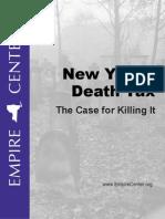 DeathTax Report