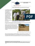 Relatorio de Viagem Da Missionaria Debora a Kalueque